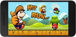 Hit Run - Casual Run Game screenshot 2/6