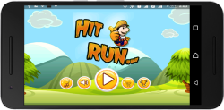 Hit Run - Casual Run Game screenshot 3/6