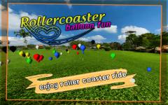 Roller Coaster balloon Fun screenshot 6/6