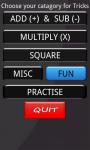 Simple Math Tricks screenshot 1/3