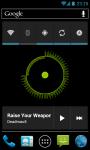 Music Circle live wallpaper screenshot 2/5