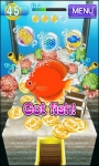 Coin Drop AQUA Dozer Game FREE screenshot 1/5