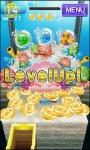 Coin Drop AQUA Dozer Game FREE screenshot 2/5