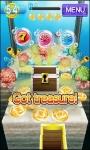 Coin Drop AQUA Dozer Game FREE screenshot 3/5