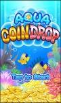 Coin Drop AQUA Dozer Game FREE screenshot 5/5