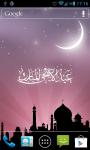 Eid al Adha Live Wallpaper app screenshot 3/3