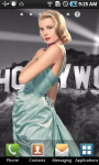 Grace Kelly Live Wallpaper screenshot 2/3