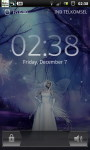 Fairy Sparkle Night Forest Live Wallpaper screenshot 1/6