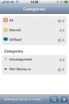Money.ro News Reader screenshot 1/1
