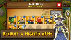 Greed for Glory: War Strategy screenshot 4/6