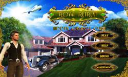 Free Hidden Objects Game - Royal Retreat screenshot 1/4