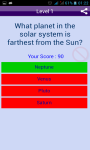 Kids Quiz on Astronomy Science screenshot 4/5