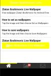 Zlatan Ibrahimovic Live Wallpaper Free screenshot 2/5
