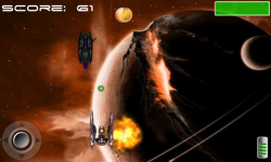 Space War Galaxy Game Pro screenshot 1/5