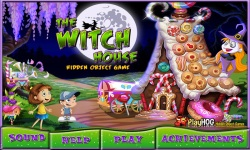 Free Hidden Object Games - The Witch House screenshot 1/4
