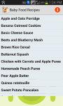 Baby Food_Recipes screenshot 1/2