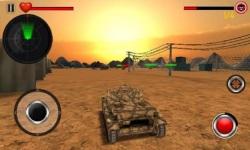 Tank strike: Battle of tanks 3D screenshot 4/6