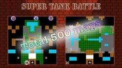 Super Tank Battle screenshot 1/6
