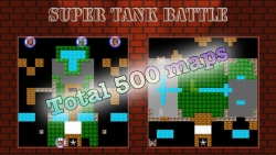 Super Tank Battle screenshot 6/6