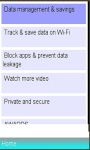 Opera Max Data Usage screenshot 1/1