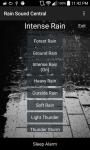 Rain Sound Central screenshot 3/3