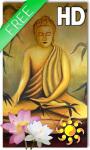 Buddha Live Wallpaper HD screenshot 1/2
