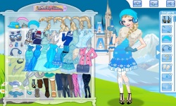 Dress Up Elsa Princess screenshot 2/4