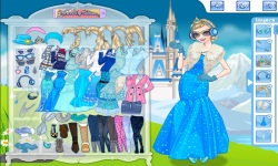 Dress Up Elsa Princess screenshot 3/4