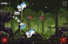 Tiny Pony In Fairyland screenshot 3/6