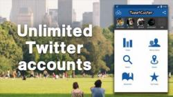 TweetCaster Pro for Twitter maximum screenshot 5/6