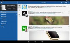TweetCaster Pro for Twitter maximum screenshot 6/6