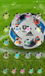 Football Theme 2016 Soccer screenshot 2/4
