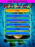 Holi Special Puzzle Free screenshot 2/5