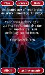FREE Brain Age Test screenshot 1/5