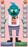 Zombie Dress Up - Zombie Game screenshot 3/6