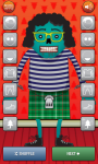 Zombie Dress Up - Zombie Game screenshot 4/6