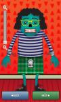Zombie Dress Up - Zombie Game screenshot 5/6