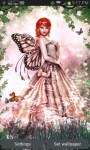 Rose Fairy Live Wallpaper screenshot 1/4