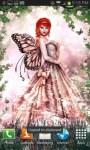 Rose Fairy Live Wallpaper screenshot 3/4