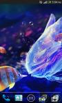 jellyfish ocean live wallpaper screenshot 2/4