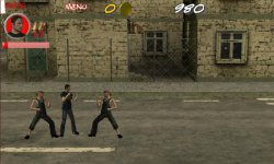 Street Fight - Combat de rue screenshot 1/2
