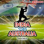 India Vs Australia Series screenshot 1/2