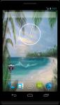 Summer Beach Island LWP screenshot 1/2