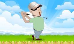 Golf Gunfire-Sniper Shooting II screenshot 1/4
