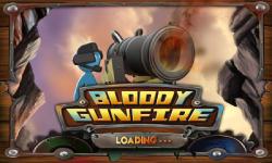 Bloody Gunfire-Sniper War Game screenshot 1/4