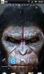 Dawn of the Planet of the Apes LWP 1 screenshot 1/3