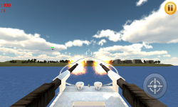 Battleship Destroyer 3D screenshot 2/6