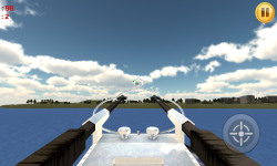 Battleship Destroyer 3D screenshot 4/6