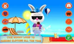 Bunny Dress Up Cool Rabbit Games for Kids screenshot 2/5
