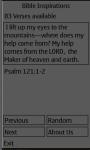 Daily Bible Verses screenshot 1/1